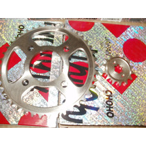 Kit Transmision Choho Bajaj Rouser 135 14/42 Japan Tech