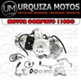 Motor Completo 110cc Gilera Beta Motomel Zanella Um!!