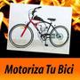 Clip Cadena Eslabon Principal Motores 48/65/80 Cc Bicimoto