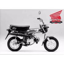 Faro Trasero De Honda Dax Solo En Ruta 3 Motos San Justo