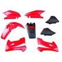 Kit Plasticos Honda Tornado 250 Rojo - Sandin Motos