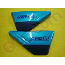 Cachas Laterales Suzuki Ax 100 Par Nsu - Motor Crue