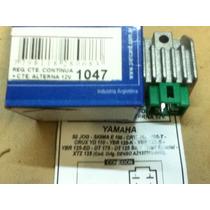 Regulador De Voltaje Yamaha Jog 50 - Crypton 110 - Ybr 125 E