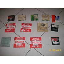 Siambretta 48 - 125 - 150 - 175 Cm3 - Juego De Aros