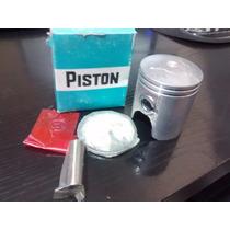 Kit Piston Y Aros Suzuki Lt 80- Ds 80 0,25