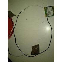 Placa Wifi Con Antena Para Netbook Gateway Lt23 Usado