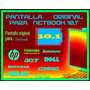Pantalla Display 10.1 Led Netbook Nueva En Rosario Garantia