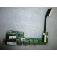 Placa Usb Jack De Sonido Para Netbook Acer Zg5