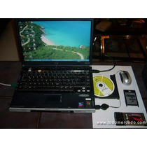 Notebook Hp Dv1125 Impecable Ram 512 Sirve Para Repuesto