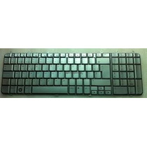 Teclado Notebook Hp Dv7-1000 Series Sliver English