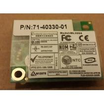 Modem Ml 3054 Notebook Commodore Ke-8318-mb Usado