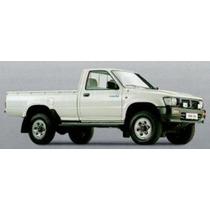 Toyota Hilux 92- 4x4 Paragolpe Delantero Gris