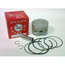 Kit Piston Honda 400 Trx Xr Nx Falcon Competicion Tld Motos