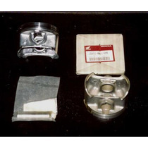 Honda Xr 200r Japonesa Kit Piston Y Aros Std Original Honda