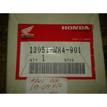 Aros De Pistón Honda Cb Cm Cbr 450 0,75 Mm