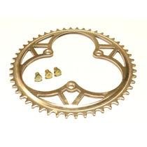 Plato Corona 50 Dientes Bicicleta Fixed Aurorita Inglesa