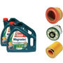 Combo 1 Aceite, Filtro Aceite, Aire, Comb Ford Ranger