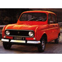 Tapizado De Techo Renault 4