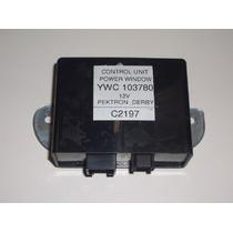 Caja Comando Alza Cristal Control Window Rover 200 - 216