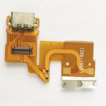 Flex Pin De Carga Usb Sony Xperia Z Sgp311 Sgp312 Sgp321 !