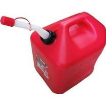Bidon Combustible 1 Galon 4 Lts Con Pico Vertedor Made Usa