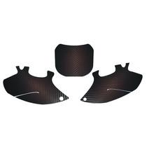 Calcos En Carbono Para Portanumeros Yamaha Yz , Wr