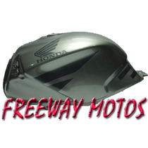 Tanque De Nafta Honda Twister Gris Original Freeway Motos!!!