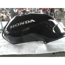 Tanque De Combustible Original Honda Cg125 Fan Negro