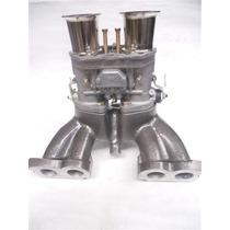 Multiple De Admision Fiat + Carburador 44-44 Idf Chino...