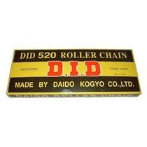 Cadena Did Japon 520 106 Pasos Con O-ring Moto Delta