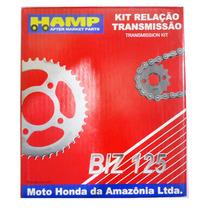 Kit Transmision Original Honda C 125 Biz Motorbikes