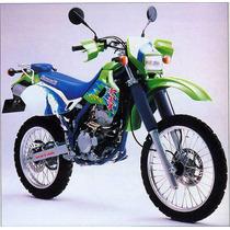 Corona Transmicion Kawasaki Klx 250 En Moto Ballester