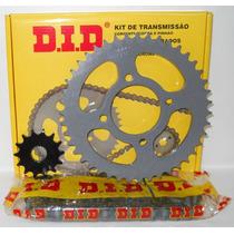 Kit De Transmision Did Yamaha Xtz 250 Ciclofox