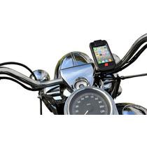 Soporte Celular/gps Para Moto Y Bicicletas. Cr Motos.