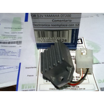 Regulador Voltaje Yamaha Xt 350 - Dt 200e-200r-200
