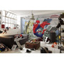 Fotomural Spider Man Araña 368 X 254 Cm Fundasoul Muresco