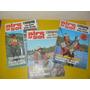 Revista Aire Y Sol Lote De 3 Tema Pesca Y Turismo