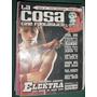 Revista La Cosa 108 Cine Bill Duke Elektra Lemony Snicket