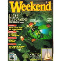 Subasta Lote 6 Revistas Weekend