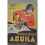 Álbum N°1 Figuritas Chocolatines Águila Proceres Uniformes