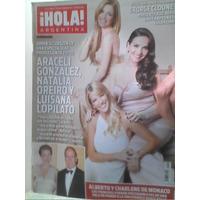 Luisana Lopilato, Natalia Oreiro, Revista Hola Del 13/9/2011