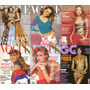 Vogue Y Otras, Moda Femenina, Lote De 10 Revistas Oferta !!.