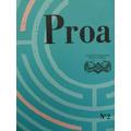 Revista Proa Nº 2 - Borges, Gonzalez Arrili, Chuang Tzu