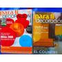 Revistas Para Ti Decoración Nros 59 Y 49 1998 Y 2000
