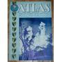 Revista Atlas Nº 1 Instituto Geográfico Militar 1954 Peronis