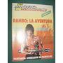 Revista Micro Commodore 17 Rambo Pantamon Picapiedras C-16