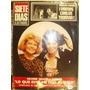 Revista 7 Dias N 487 1976 Graciela Borges Rita Hayw La Plat