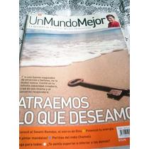 Revista Un Mundo Mejor Nº 15- Claudio María Domínguez