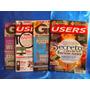 Revistas Y Guia De Compras Users Hay 4 Nros - Precio Cda Una