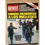 Malvinas Guerra Revista Gente Nro 872 - 8 De Abril 1982 -